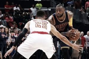 NBA Playoffs 2016, Cavaliers-Hawks: cuentas pendientes