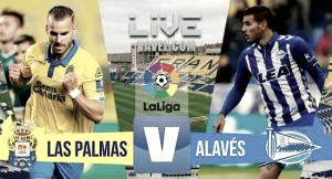 El Alavés rasca un punto ante Las Palmas