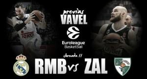 Previa Real Madrid de Baloncesto – Zalgiris Kaunas: el arte de descansar ganando