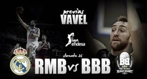 Previa Real Madrid - Bilbao Basket: tratando de recuperar el rumbo en liga