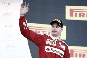 """KimiRäikkönen: """"Lo que queremos es ganar carreras"""""""