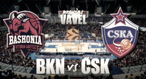 Previa Baskonia - CSKA: a ganar con todo en contra