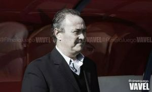 """Juan Ignacio Martínez: """"Hemos tenido ocasiones para ganar"""""""