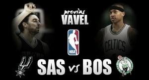 Previa Spurs - Celtics: la circulación de balón manda