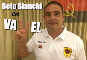 """Beto Bianchi: """"Espero desde la distancia defender el nombre del fútbol español"""""""
