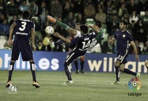 Real Betis - Málaga CF: puntuaciones Málaga CF, jornada 30 Liga BBVA