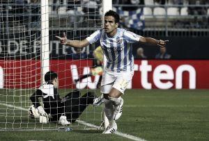 Los datos del Málaga CF - Real Sociedad