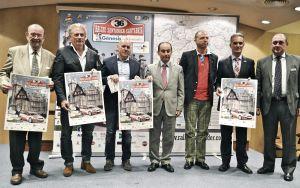 Cambios notables en los tramos del Rally Santander Cantabria