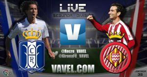 Recreativo de Huelva - Girona en directo online (0-2)