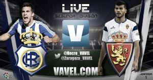 Recreativo de Huelva - Real Zaragoza en directo online