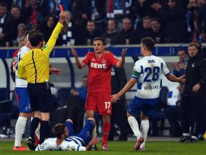 MSV Duisburg (1) 0 - 0 (4) 1.FC Köln: Horn's heroics means Effzeh progress to third-round