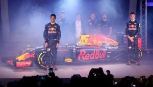 Red Bull presenta el diseño de su monoplaza para 2016