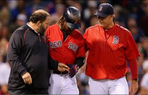 X-Rays On Boston Red Sox' Hanley Ramirez Negative