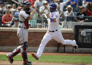 New York Mets Avoid Sweep Against The Boston Red Sox With A 5-4 Win