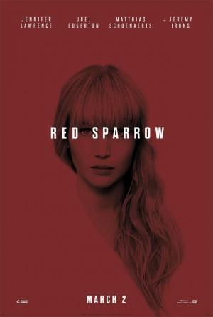 Crítica: Operação Red Sparrow