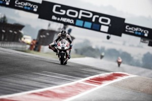 Redding overcame the odds to finish fourth in Germany