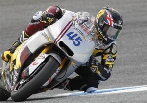 Redding, el más rápido en los entrenamientos libres de Estoril