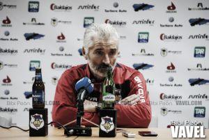 """José Antonio Redondo: """"Sería muy importante para nosotros sacar algo positivo"""""""