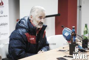 """José Antonio Redondo: """"Confío mucho en mis jugadores"""""""
