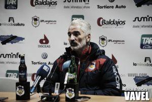 """José Antonio Redondo: """"Era impensable tener los puntos que tenemos"""""""