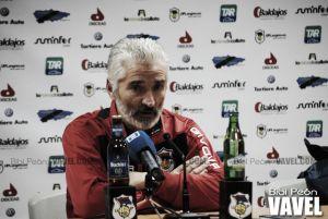 """José Antonio Redondo: """"Cada jornada todos los rivales se juegan algo"""""""