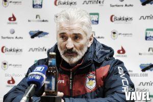 """José Antonio Redondo: """"Van a tener que sudar para ganarnos"""""""