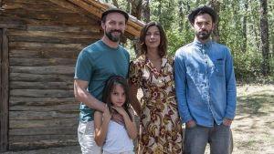 'Refugiados' revoluciona la forma de producir series nacionales