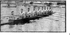 92 años de grandes regatas de remo nacional con el Campeonato de España