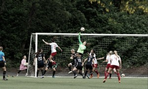 Chicago Red Stars and Seattle Reign FC fight to a scoreless draw