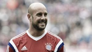Reina, nueva baja del Bayern