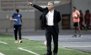 """Reinaldo Rueda: """"La lesión y la expulsión nos puso minutos difíciles"""""""