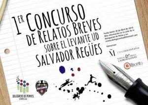 Entrega de los premios del Concurso de Relatos Cortos Salvador Regües