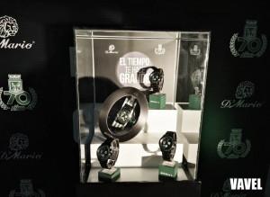 Atlético Nacional presentó su nuevo reloj