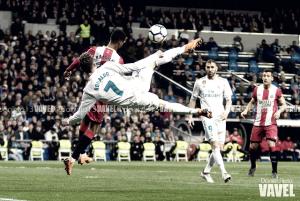 El Santiago Bernabéu vuelve a ser un fortín