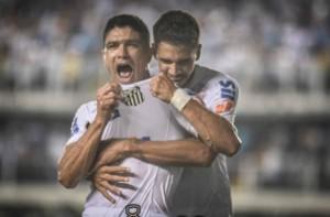 The Strongest e Santos empatam pela Copa Libertadores (1-1)