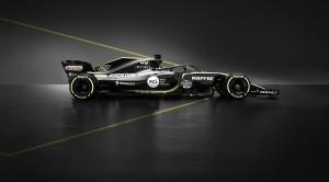 Com confiança em evolução, Renault lança R.S.18 para temporada 2018