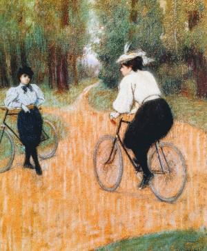 La bicicleta, vehículo de emancipación femenina
