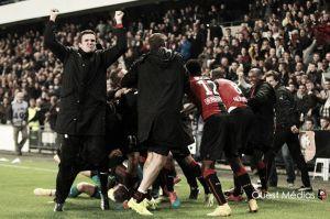 Com gol nos acréscimos, Rennes vence Marseille e avança na Coupe de la Ligue