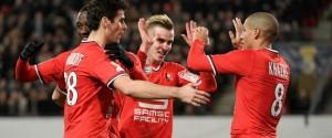 Stade Rennais FC - ESTAC Troyes (2-0) : Rennes poursuit sa course pour la 5ème place