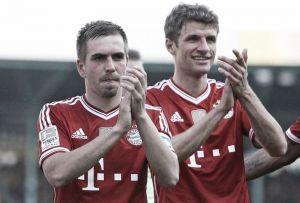 Lahm y Müller, dos años más en Múnich