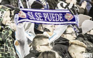 El Real Zaragoza y su afición, más unidos que nunca