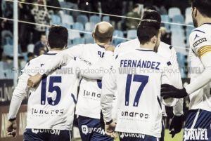 El playoff le abre la puerta al Real Zaragoza