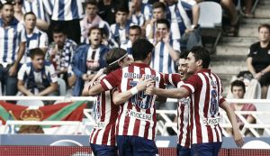 Atlético de Madrid: mejor arranque goleador en Liga desde 1955