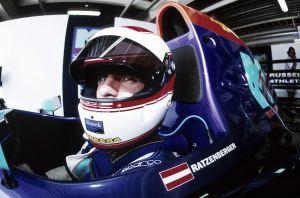 """Roland Ratzenberger, el piloto que """"vivió su sueño"""""""
