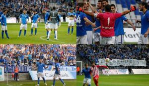 Un nuevo Oviedo rompe la mala racha contra el Sporting B