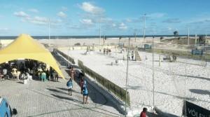 Penúltima fase do Circuito Mundial de Vôlei de Praia tem desfechos diferentes