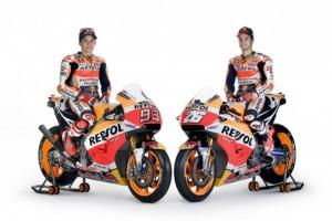 MotoGP, ecco la Honda di Marquez: obiettivo sesto titolo