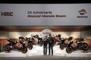 Repsol y Honda seguirán juntos en MotoGP hasta 2017