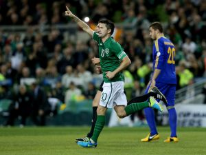 O'Neill and Keane set for Latvia Debut