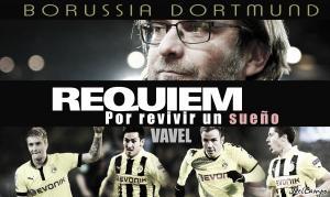 Borussia Dortmund, réquiem por revivir un sueño